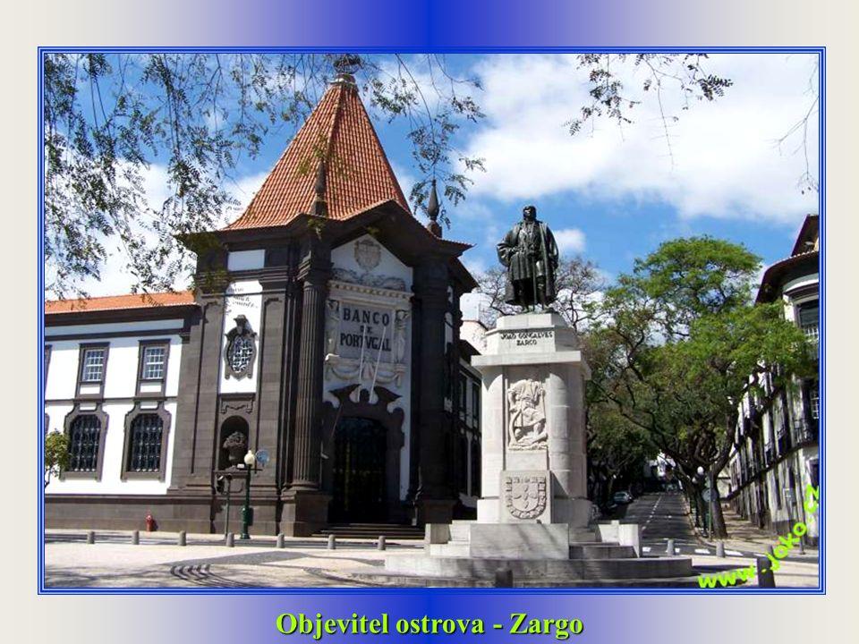 Objevitel ostrova - Zargo