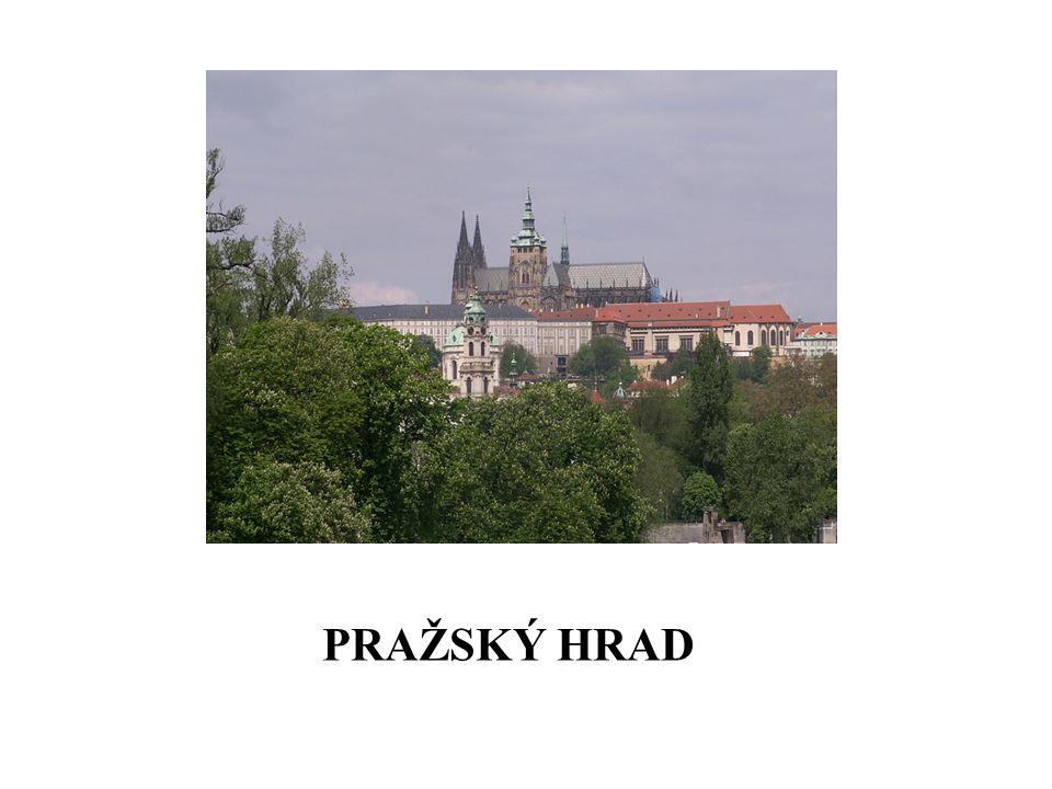 OPAKOVÁNÍ 1) Které části Prahy patří do historického centra.