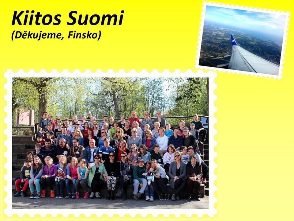 Kiitos Suomi (Děkujeme, Finsko)