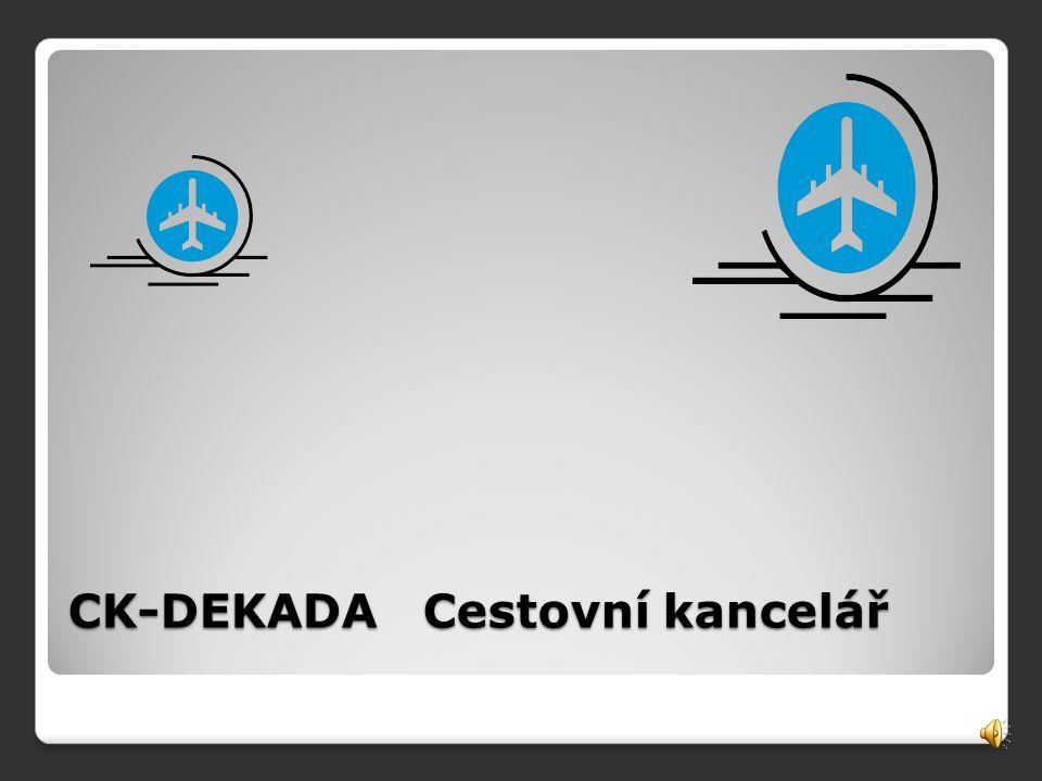 CK-DEKADA Cestovní kancelář