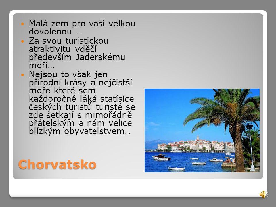 Nabídka jaro-léto 2009 Chorvatsko Itálie Francie Černá hora Bulharsko A další navštivte naše stránky www.ck-dekada.webgarden.cz Nebo naše pobočky