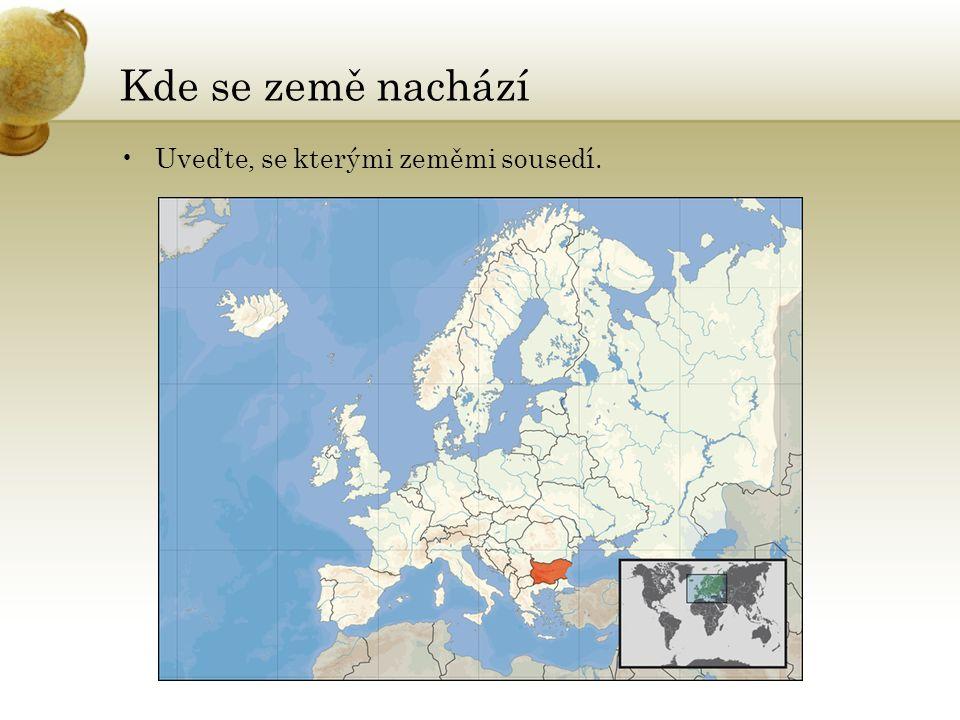 Bulharská republika hlavní město: SOFIESOFIE parlamentní republika