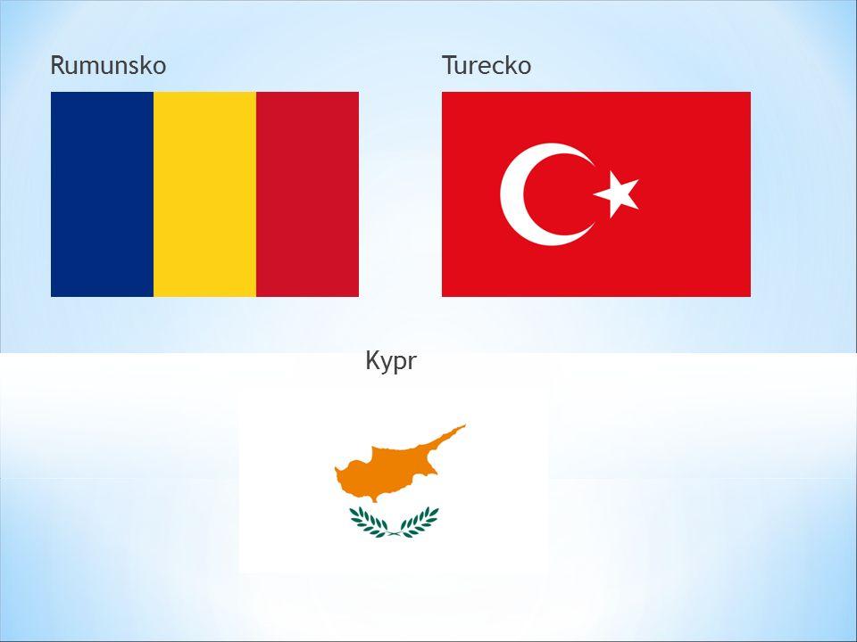 Rumunsko Turecko Kypr