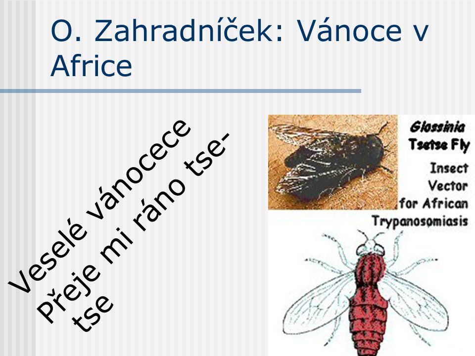 Krevní paraziti V Trypanosoma sp. – prvok (bičíkovec), Nahoře T. cruzi, dole T. brucei, a jejich přenašeči