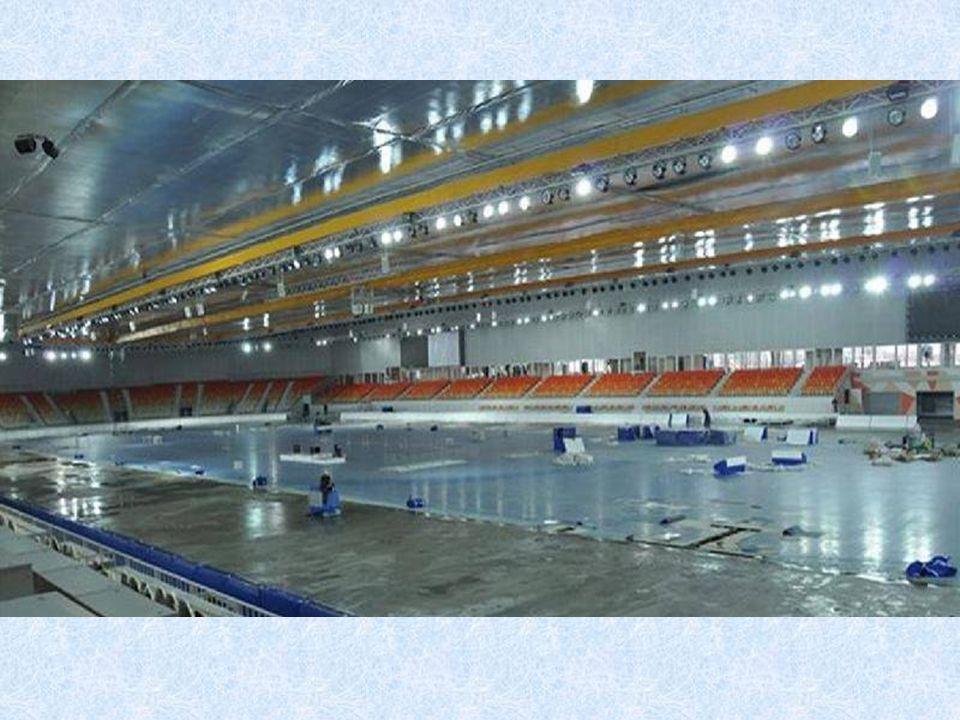 Rychlobruslařský stadion