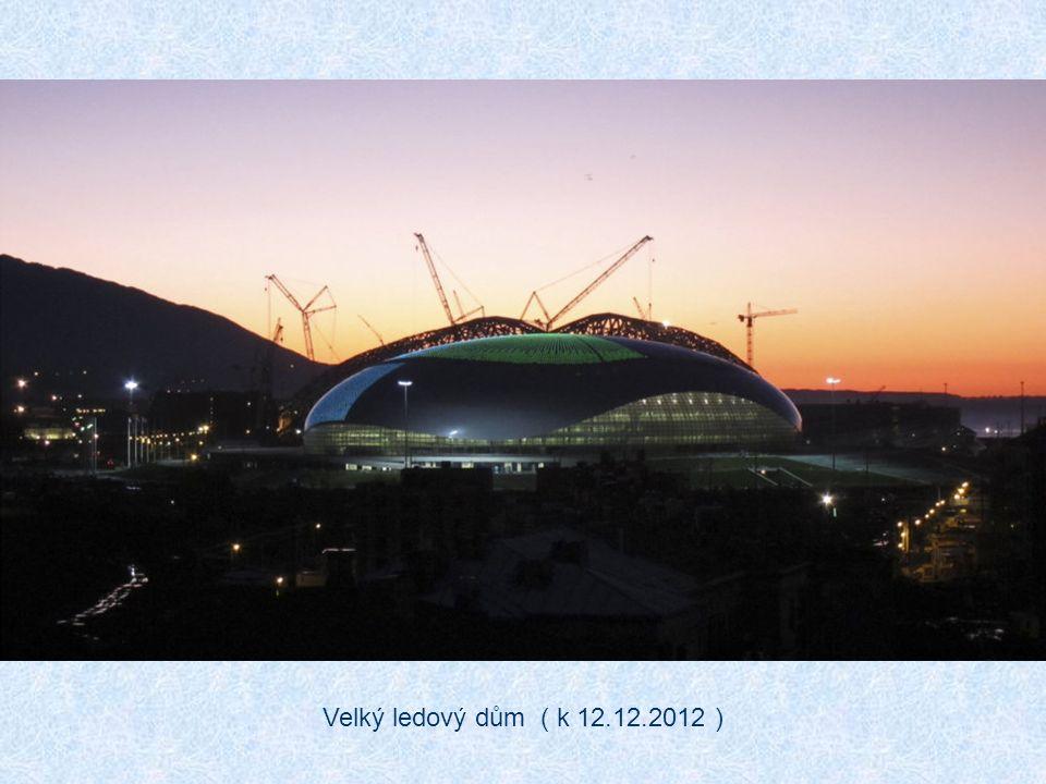 Velký ledový dům ( k 12.12.2012 )