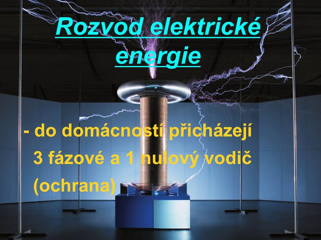 Stejnosměrný proud - k pohonu elektromotorů se silným počátečním záběrem (u lokomotiv, jeřábů atd.), - používají se: a) dynama b) usměrňovače c) diody d) tyristory