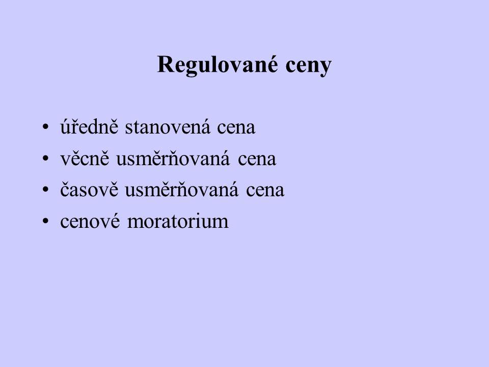 Způsoby oceňování majetku (zákon č.