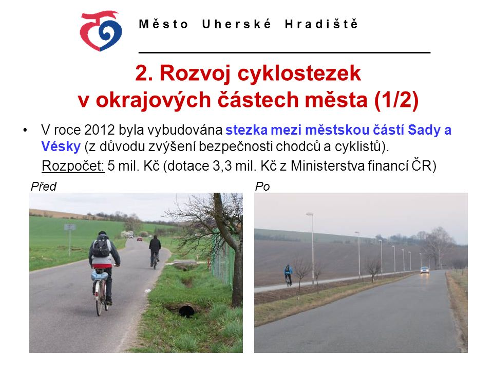Předložena a schválena projektová žádost na rekonstrukci cyklostezky v Kunovském lese – 2.
