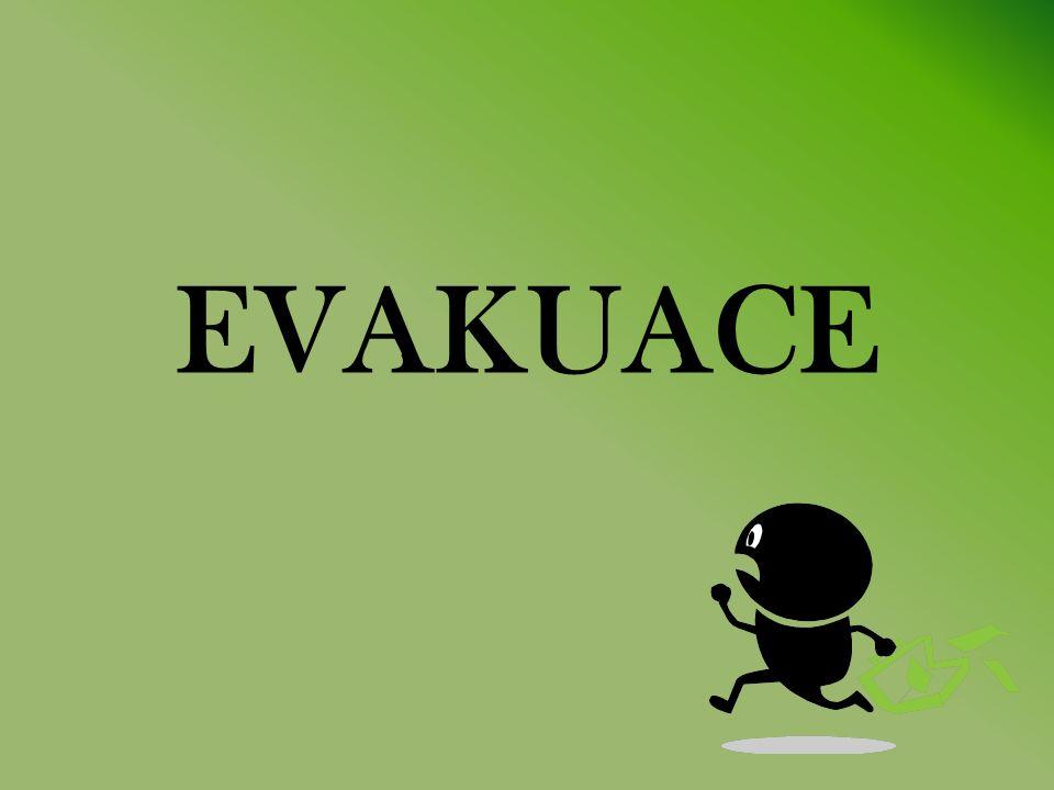 EVAKUACE