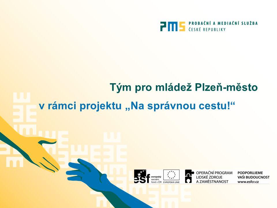 """Tým pro mládež Plzeň-město v rámci projektu """"Na správnou cestu!"""