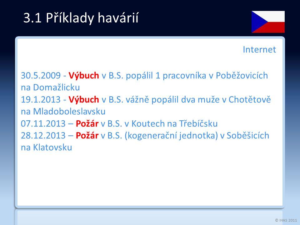 © IHAS 2011 3.2 Prognóza vývoje výstavby v ČR Pravděpodobnost cca.