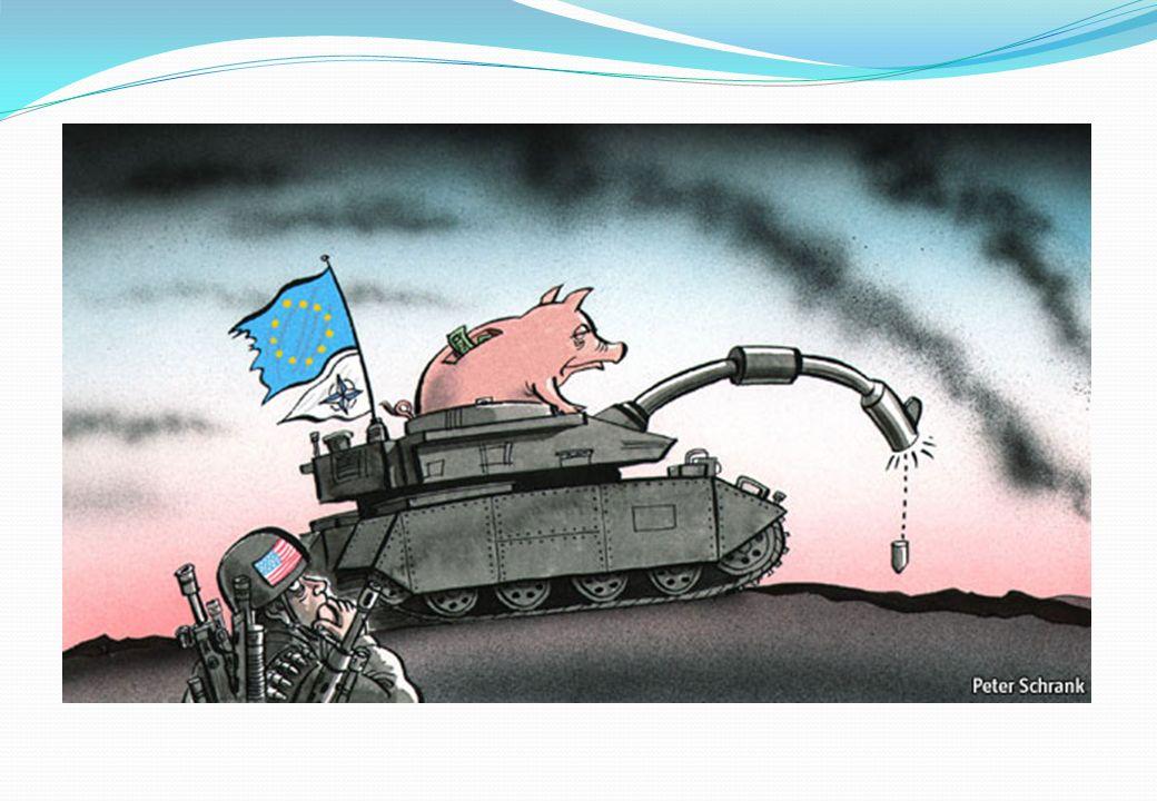 Závěr: Další vývoj NATO Kooperace s Evropskou unií: úzká .