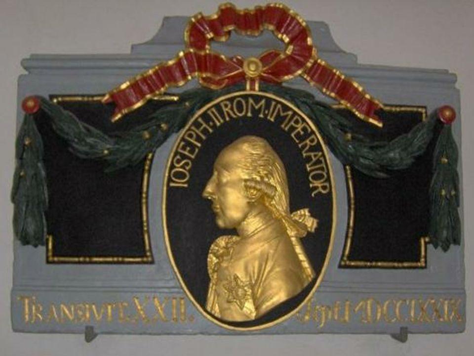 Vláda Josefa II.Již od mládí se Josef zajímal o správní otázky matčiny říše.