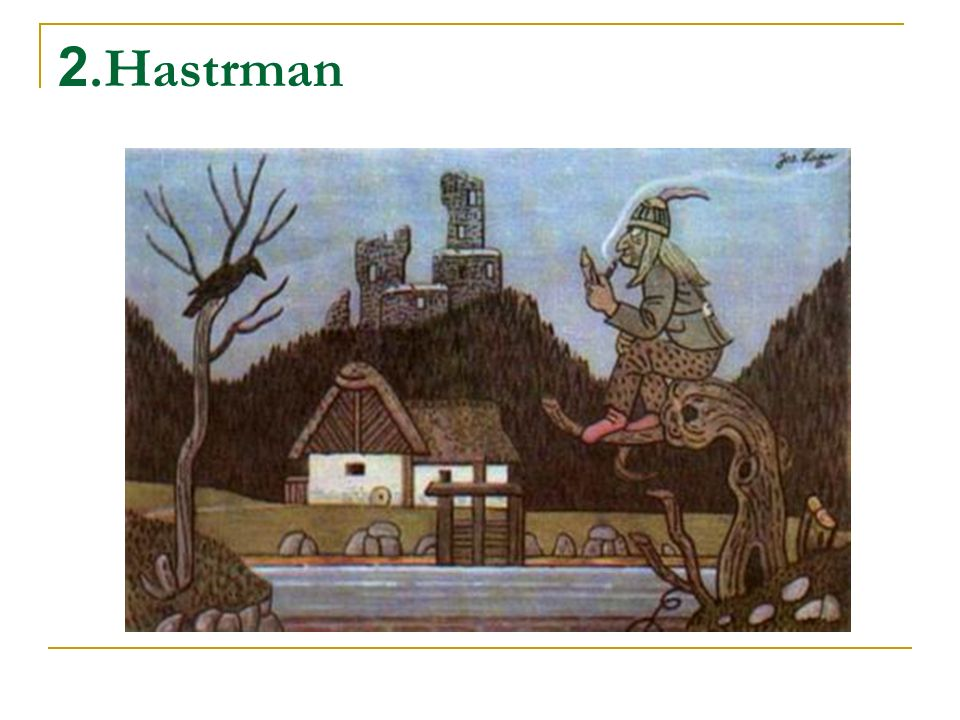 2.Hastrman