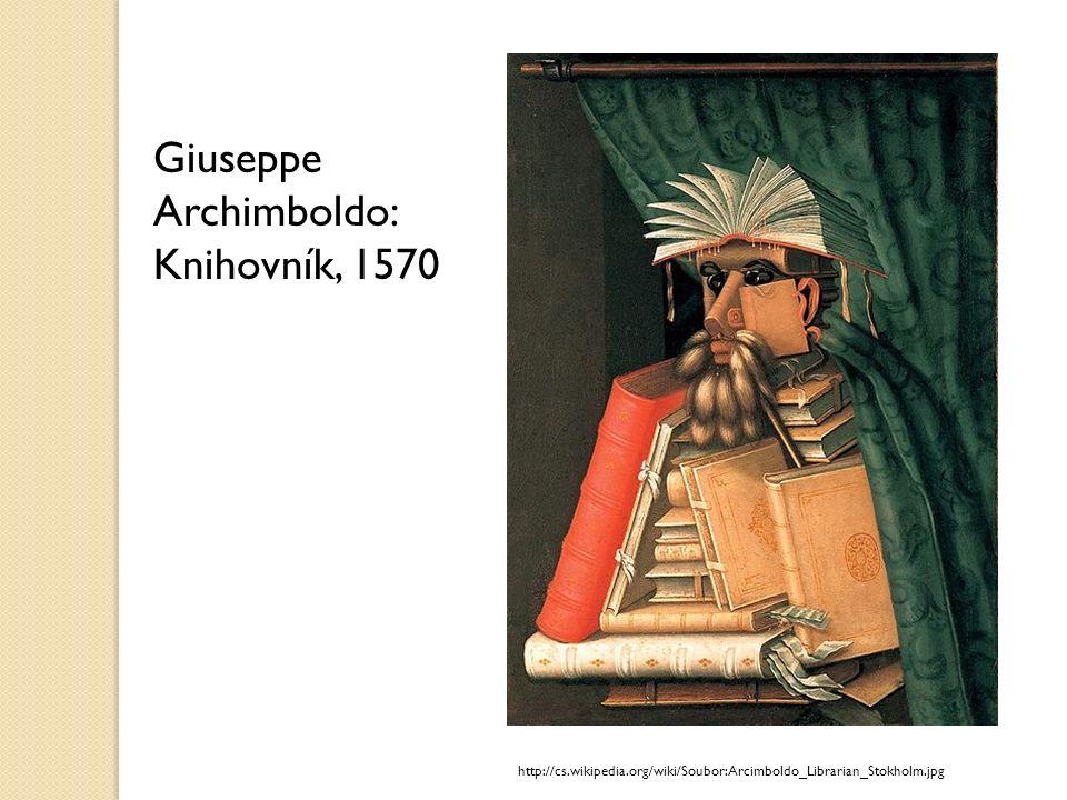 http://www.wikipaintings.org/en/giuseppe-arcimboldo/the-cook#close Giuseppe Arcimboldo: Kuchař
