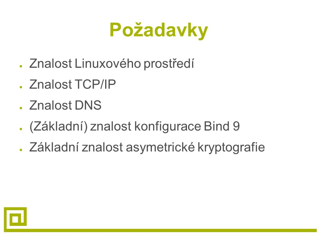 Domain Lookaside Validation & ITAR