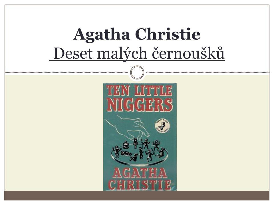 Agatha Christie Deset malých černoušků