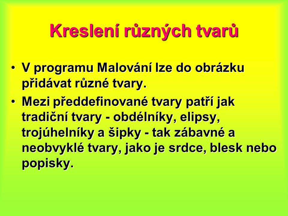 Odkazy http://windows.microsoft.com/cs- CZ/windows7/products/features/painthttp://windows.microsoft.com/cs- CZ/windows7/products/features/paint