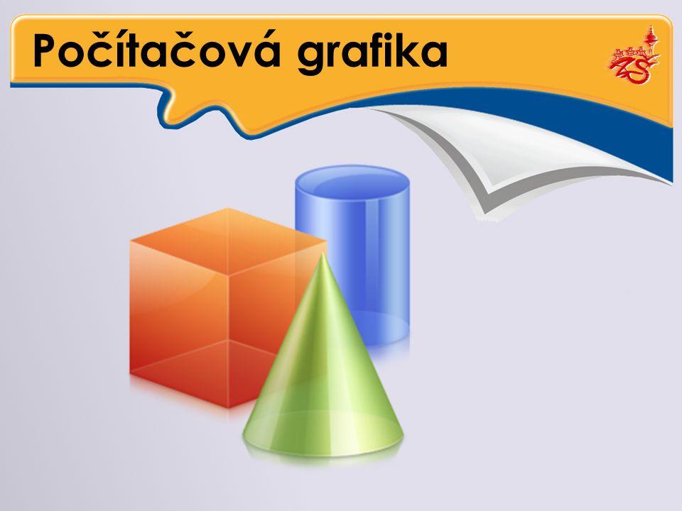 Grafické programy vektorové