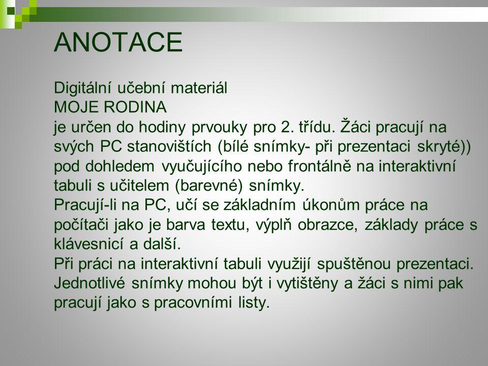 NÁZEV ŠKOLY: Základní škola a Mateřská škola Doudleby, okres České Budějovice AUTOR: Mgr.