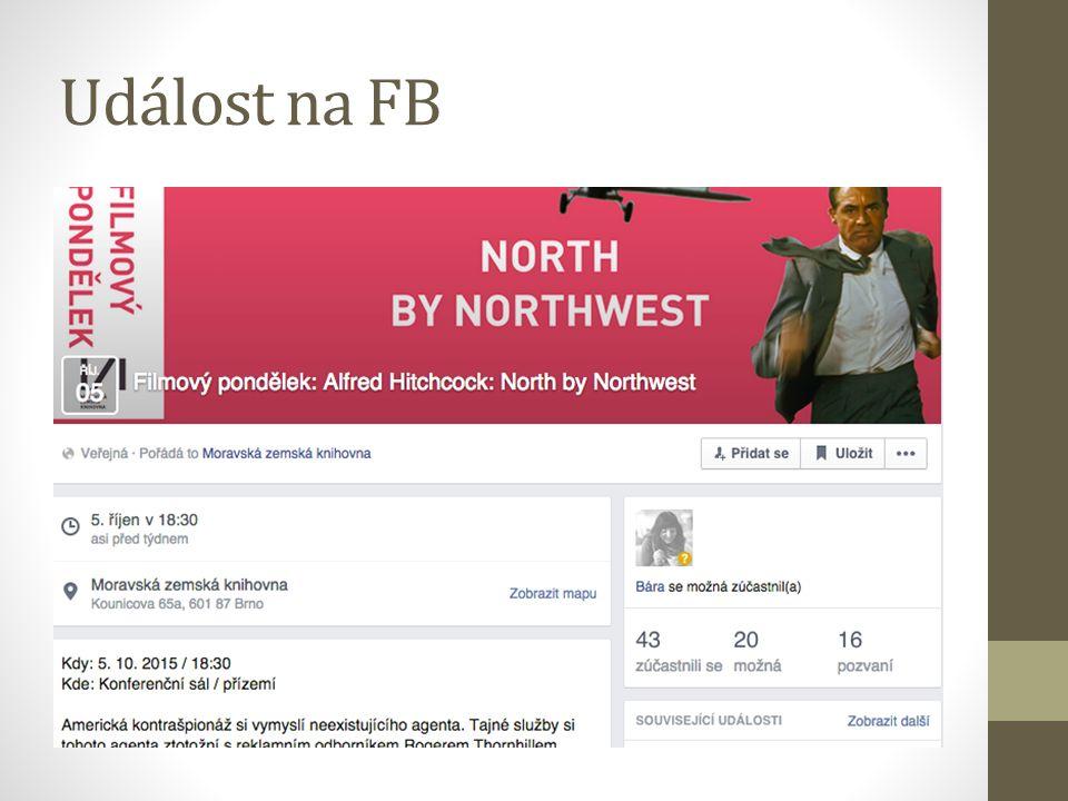 Událost na FB