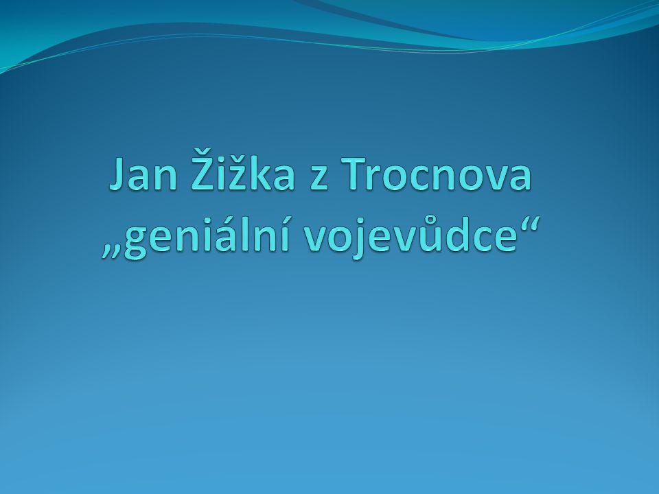 Jan Žižka z Trocnova narozen po r.