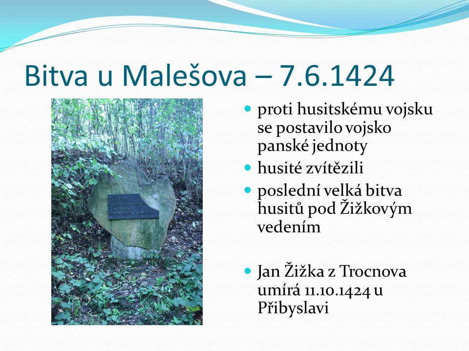 Zdroje [cit.2012-07-20]. J. Janusová - O. Káňa - Památná místa naší vlasti.