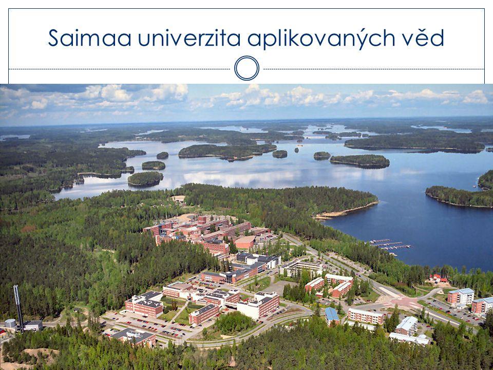 Saimaa univerzita aplikovaných věd
