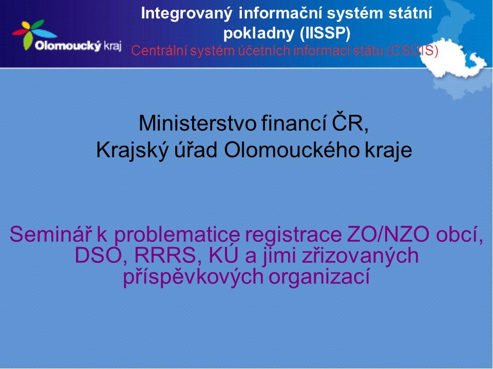Potvrzení o přijetí zajišťovacích a identifikačních souborů – kontrolní součet Jakmile vám ZO/NZO nahlásí ověřovací kontrolní součet převzatých ZaIS, vyplňte formulář Potvrzení o přijetí zajišťovacích a identifikačních souborů – kontrolní součet http://www.mfcr.cz/cps/rde/xchg/mfcr/xsl/dane_ucetni_reforma_v_oblasti_vf_tec hinfo_51933.html http://www.mfcr.cz/cps/rde/xchg/mfcr/xsl/dane_ucetni_reforma_v_oblasti_vf_tec hinfo_51933.html Doplňte do něj hodnotu kontrolního součtu ZaIS.