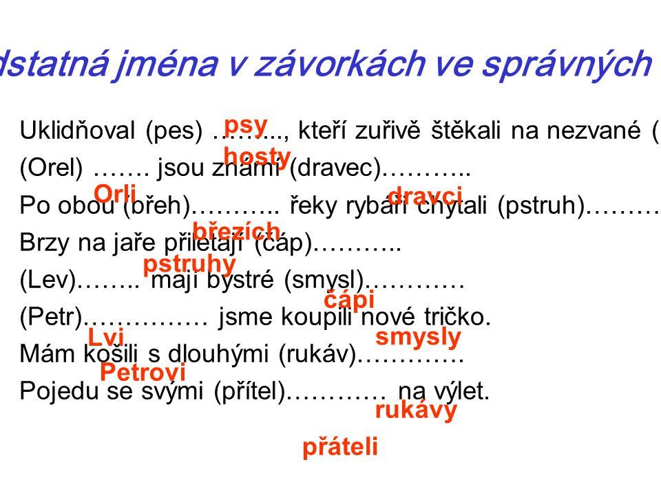 Nahraď obrázky slovy a věty přepiš.Královská koruna je ozdobena.