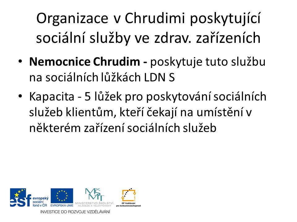 Zdroje Zákon č.108/2006 Sb. O sociálních službách (§ 52), vyhláška č.