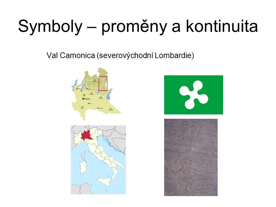 Symboly – proměny a kontinuita Val Camonica (severovýchodní Lombardie)