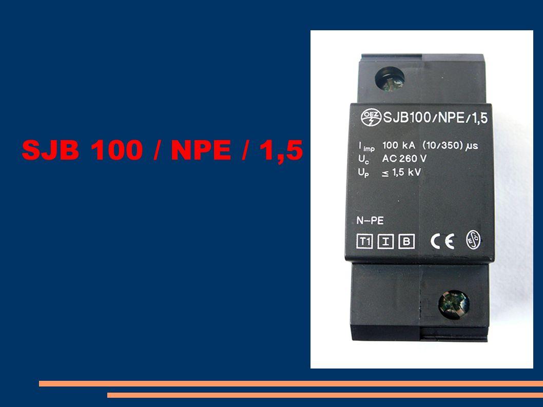 SJB 100 / NPE / 1,5
