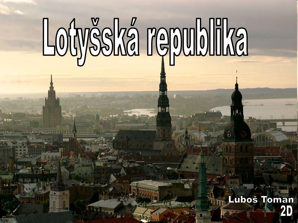 Základní údaje Hlavní město:Riga Rozloha:64 589 km² (122.na světě)  z toho 1,5 % vodní plochy Nejvyšší bod:Gaizinkalns (312 m.n.