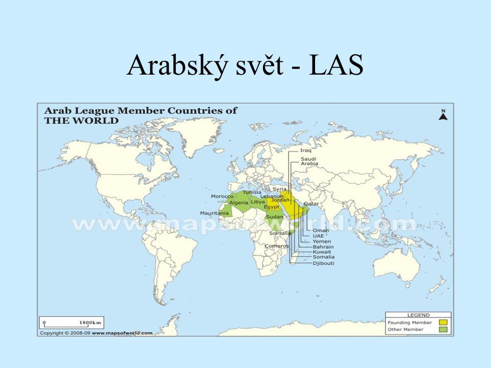 Arabský svět - LAS
