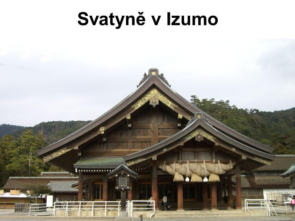 Svatyně v Izumo