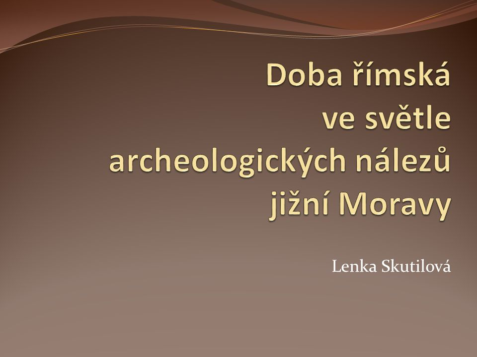 Lenka Skutilová