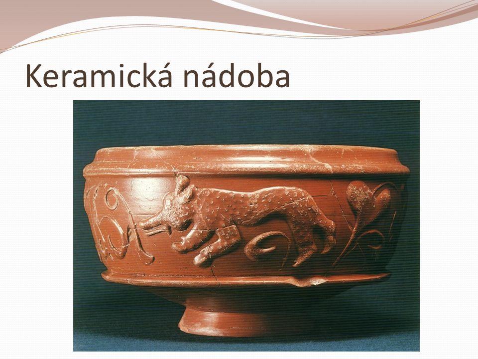 Keramická nádoba
