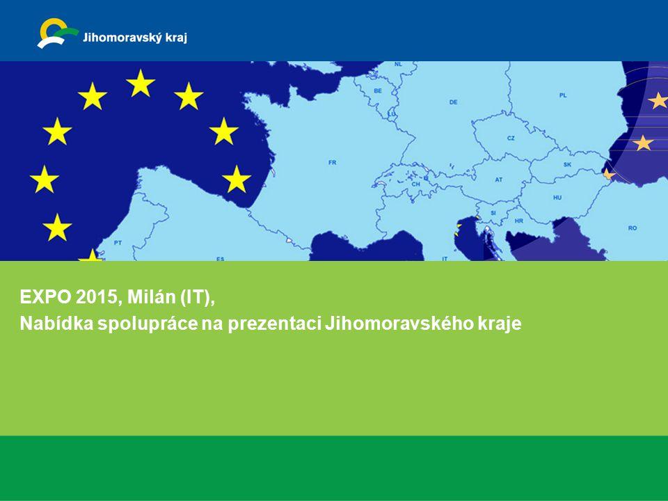 Pojďme světu ukázat, co v nás na jižní Moravě je.Pojďme společně představit náš region.