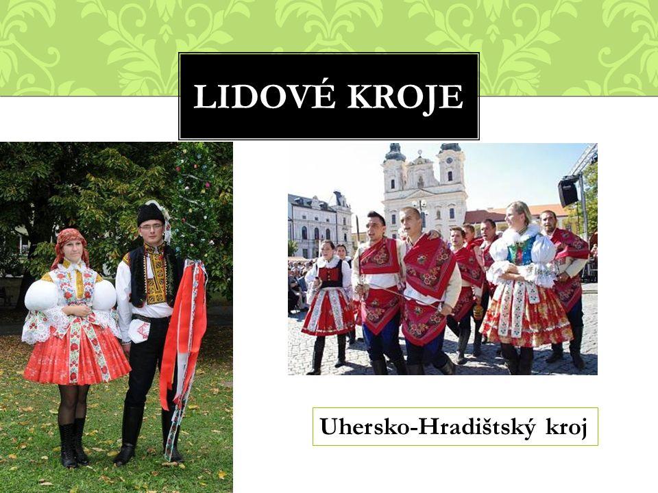 LIDOVÉ KROJE Uhersko-Hradištský kroj