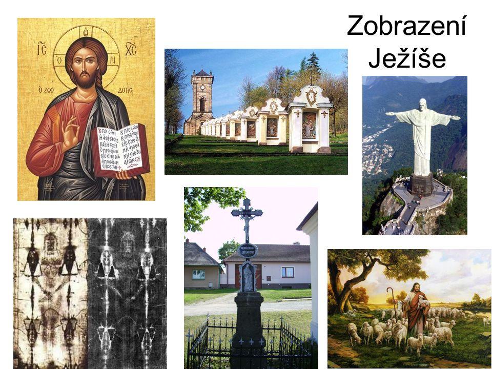 Zobrazení Ježíše