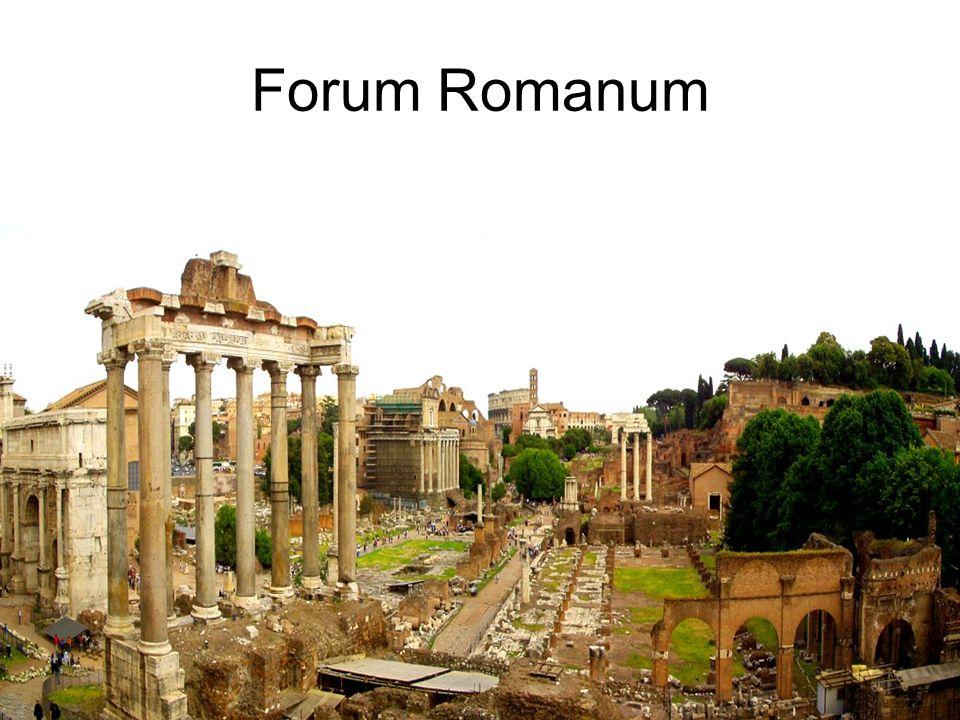 Řím – raná republika 509 – 265 př.n. l.