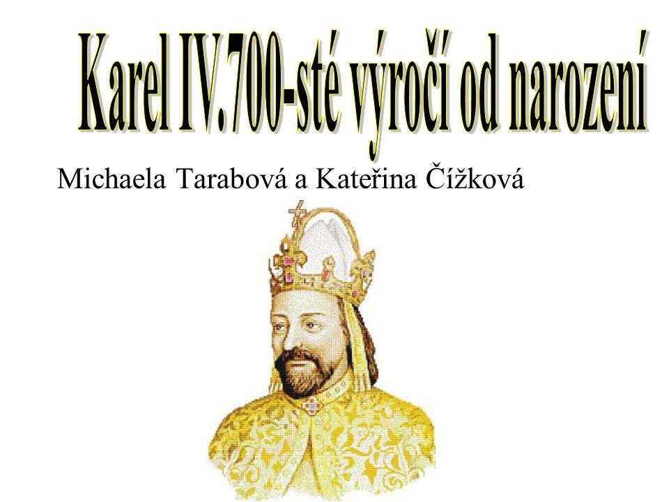 Michaela Tarabová a Kateřina Čížková