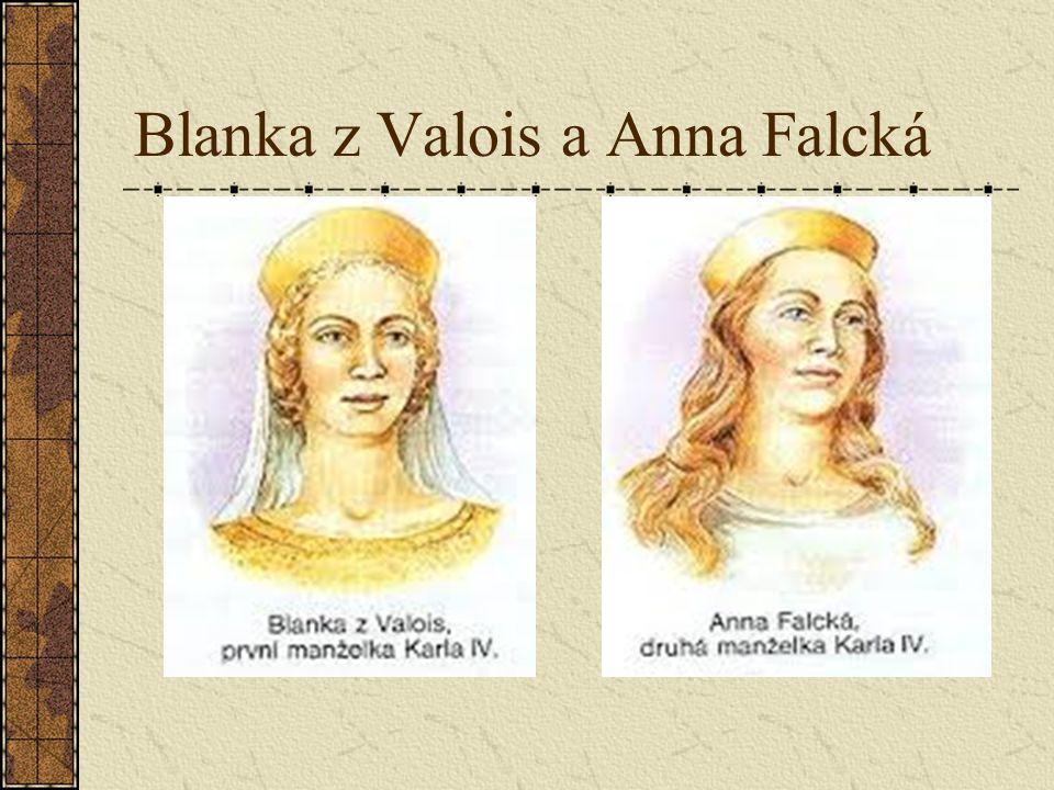 Anna Svídnická a Alžběta Pomořanská