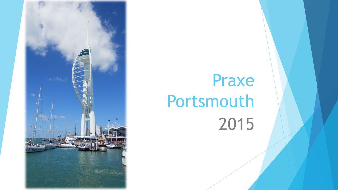 Praxe Portsmouth 2015