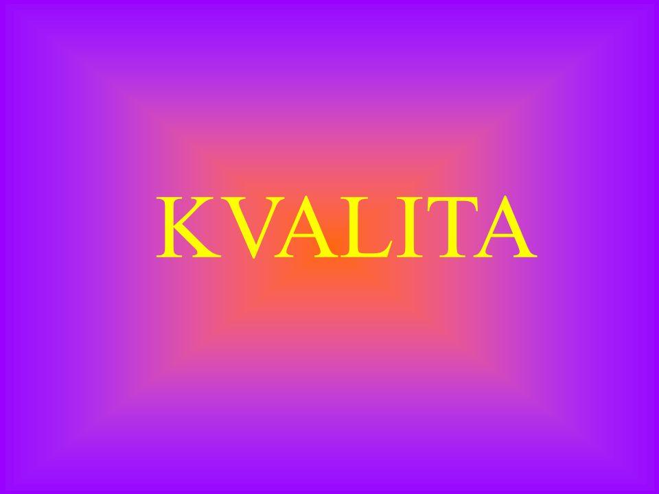 KVALITA