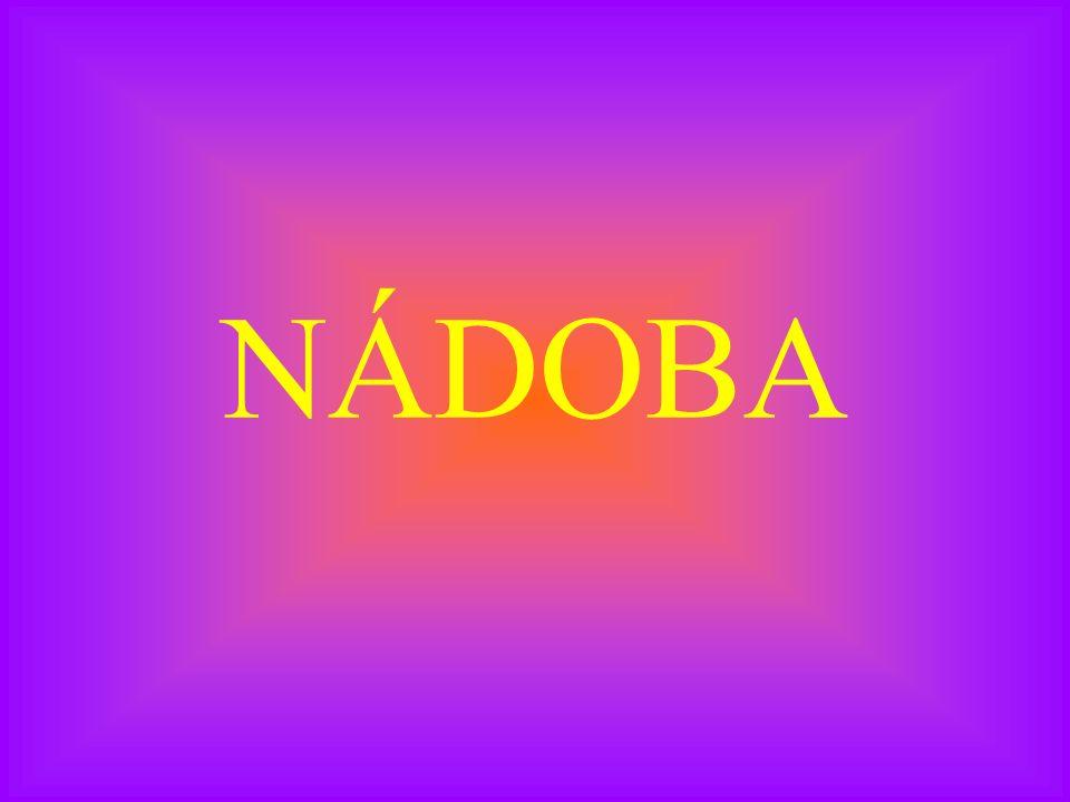 NÁDOBA