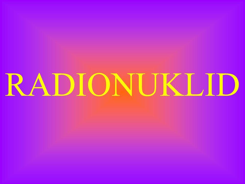 RADIONUKLID