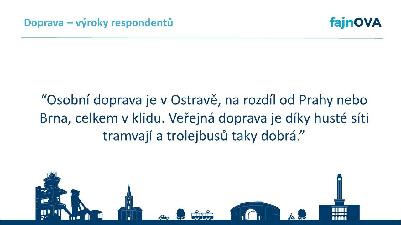 Osobní doprava je v Ostravě, na rozdíl od Prahy nebo Brna, celkem v klidu.